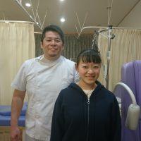 足関節後方インピンジメント症候群にお悩みだった金沢市にお住まいの学生K・N様