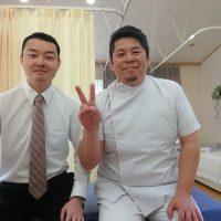 指関節の痛みにお悩みだった金沢市にお住いの会社員T・M様