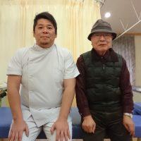 金沢市にお住いの左肩・腰の痛みにお悩みだった山田眞良様